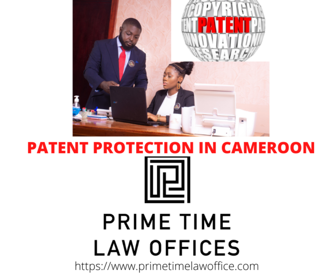INTELLECTUAL PROPERTY  & ENTERTAINMENT  IN CAMEROON