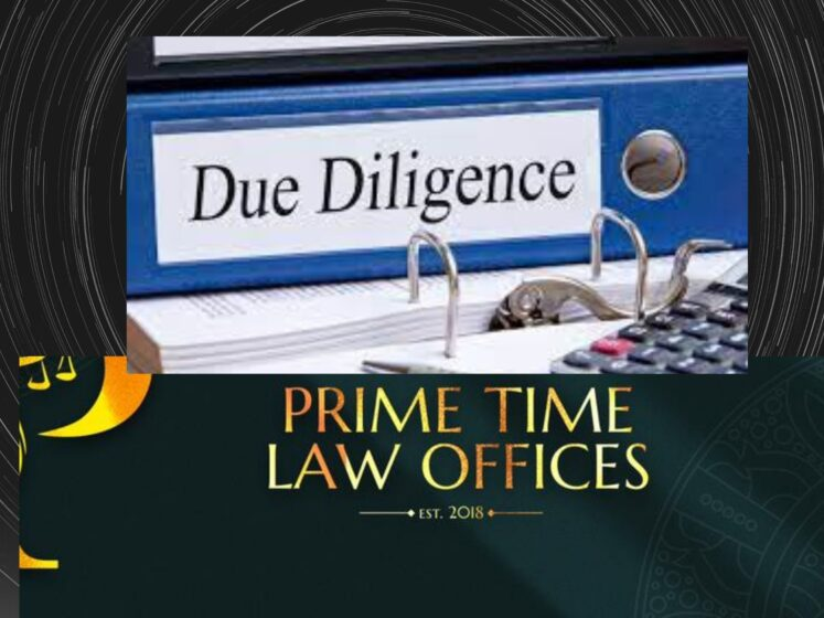 Legal Due Diligence in Cameroon
